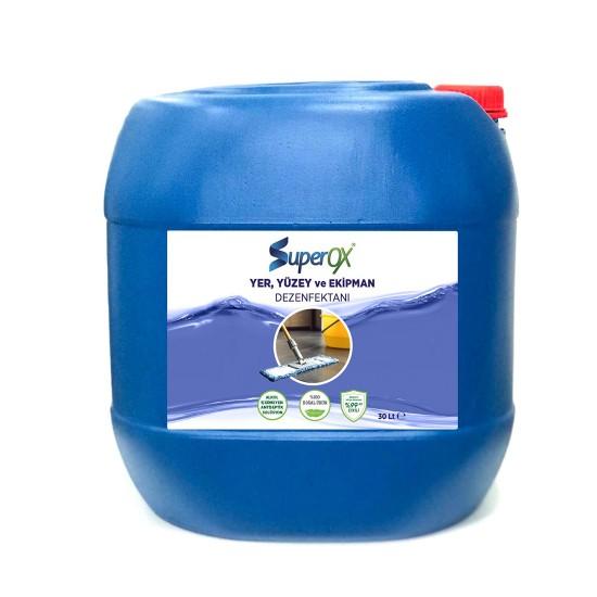 30L - Yer Yüzey ve Ekipman Dezenfektanı